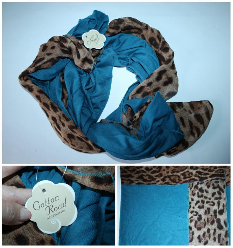 Парео, большой шарф. сток, новое