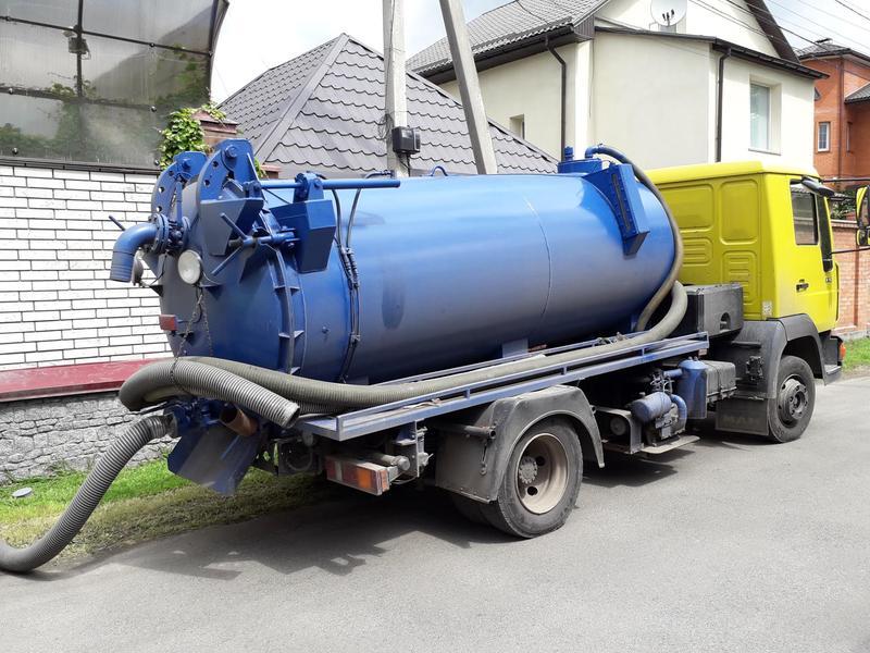 Ассенизатор Киев заказать,Выкачка канализации