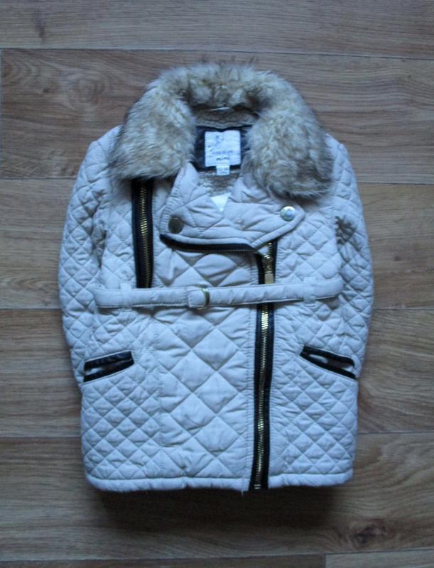 Курточка стегоная
