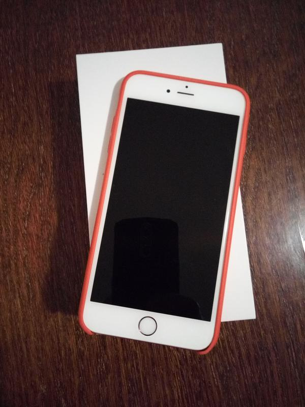 iPhone 6s Plus 16 Gb (Ref) UA Rose Gold