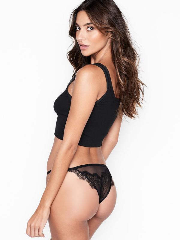 Victoria's secret luxe lingerie оригинал, сексуальные трусики ... - Фото 2