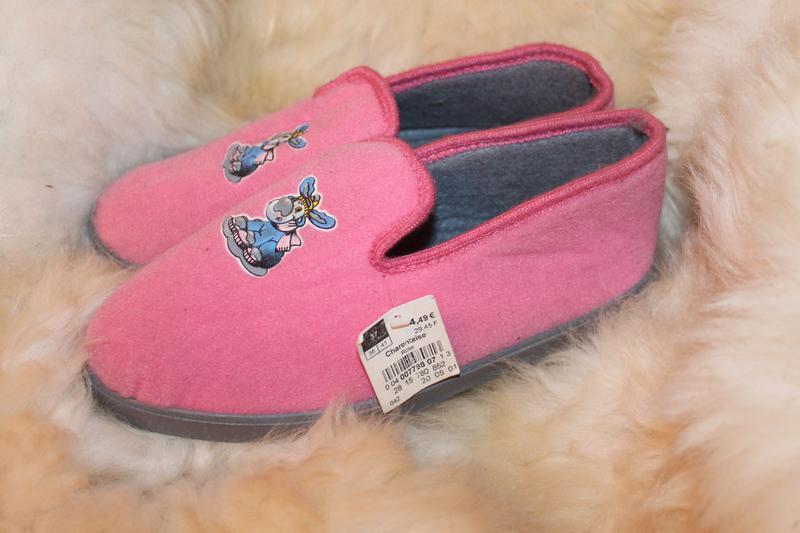 Теплые домашние тапочки, обувь для дома валяние, новые