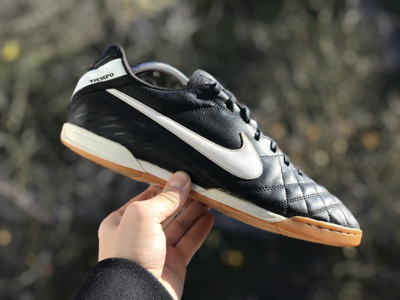 Nike tiempo футзалки бампи