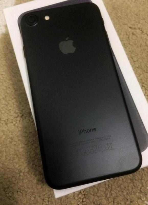 IPhone 7 32gb Neverlock Original