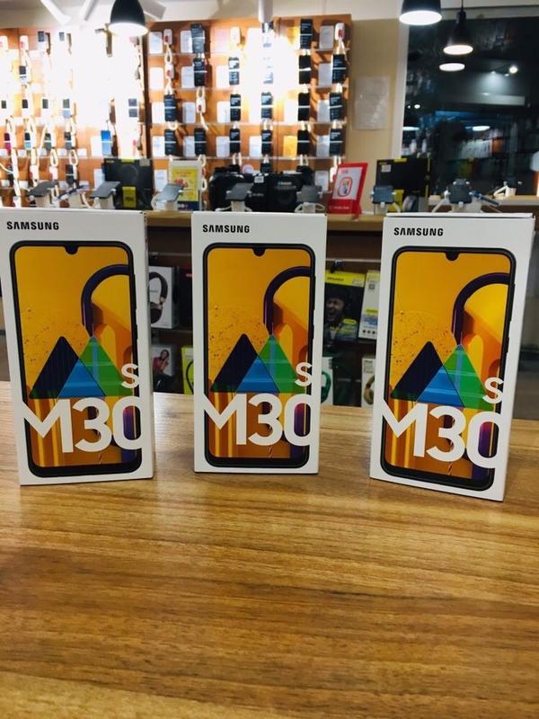 Samsung M30S 4/64GB(Гарантия 12 месяцев)