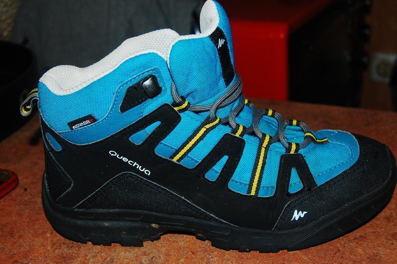 Quechua деми ботинки 36 р.