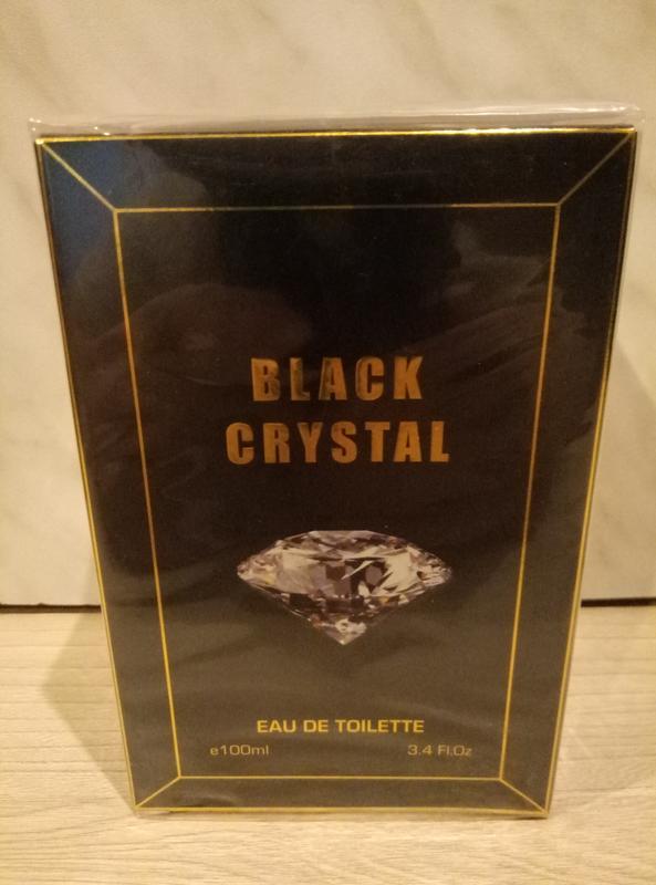 Туалетная вода black crystal cosmo designs