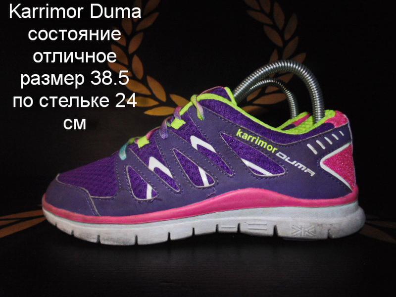 Karrimor duma кроссовки размер 38.5 яркие