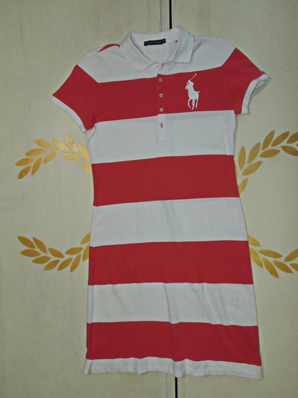 Ralph lauren платье размер м - Фото 2