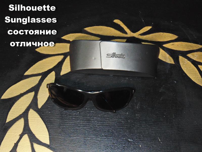 Silhouette очки солцезащитные