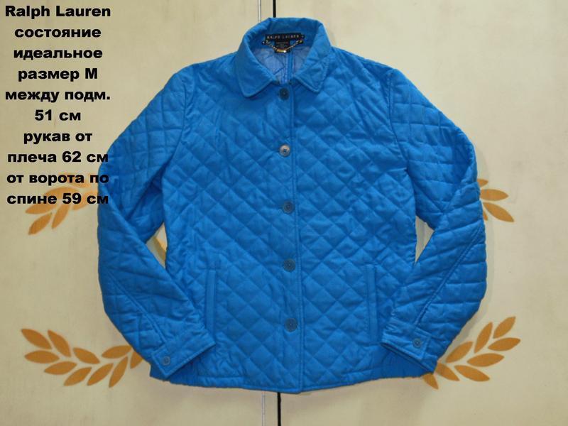 Ralph lauren куртка размер м