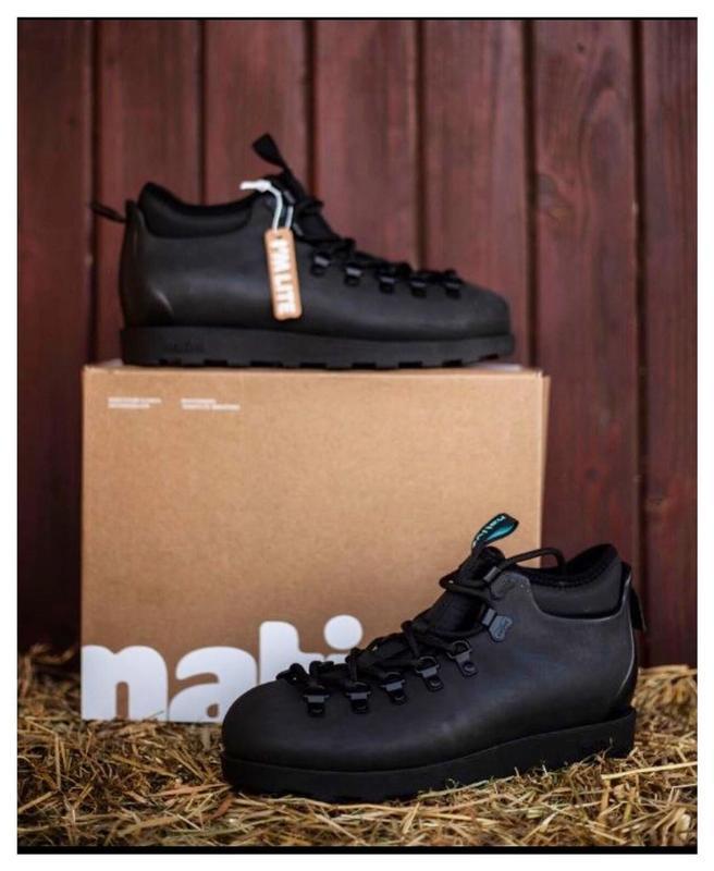 Стильные ботинки native