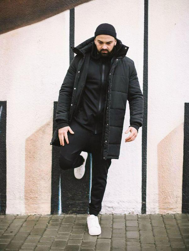 Зимняя мужская куртка ❄️