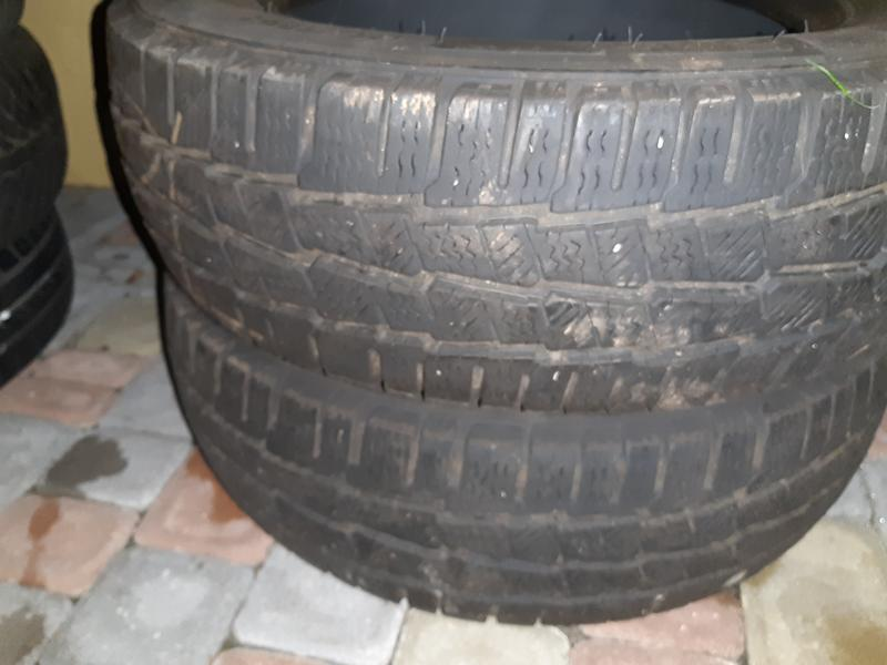 2 шини 195 65 16с michelin agilis покришки
