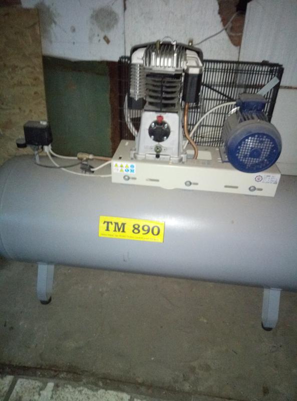 Продам компрессор ТМ-890 - Фото 2