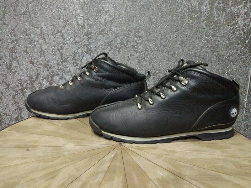 Чоловічі черевики timberland