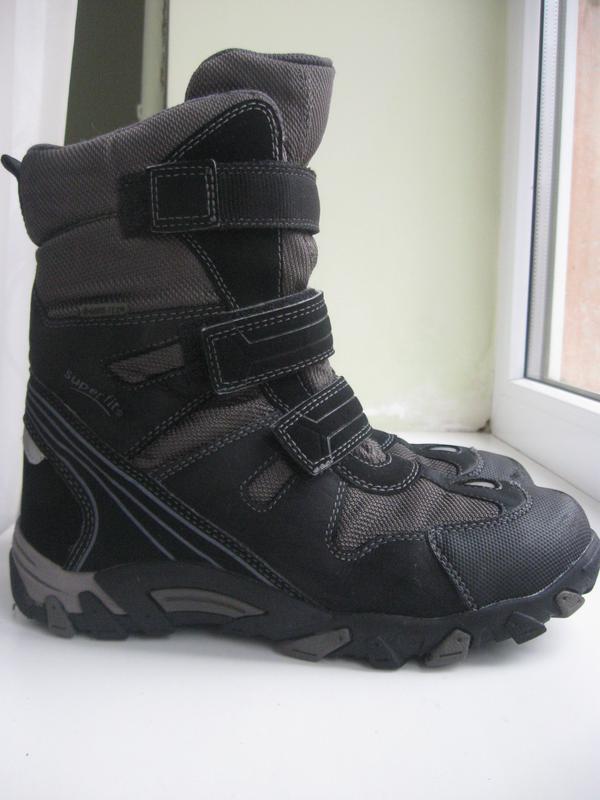 Зимние ботинки superfit gore tex р.35
