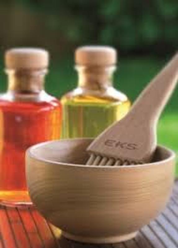 Реконструкция-лечение волос