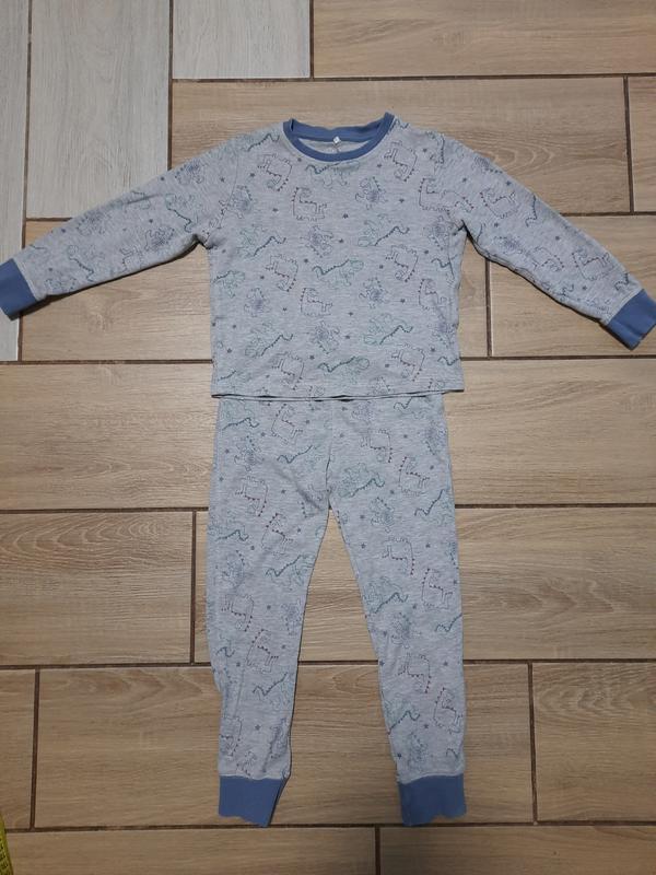 Пижама пижамка трикотажная