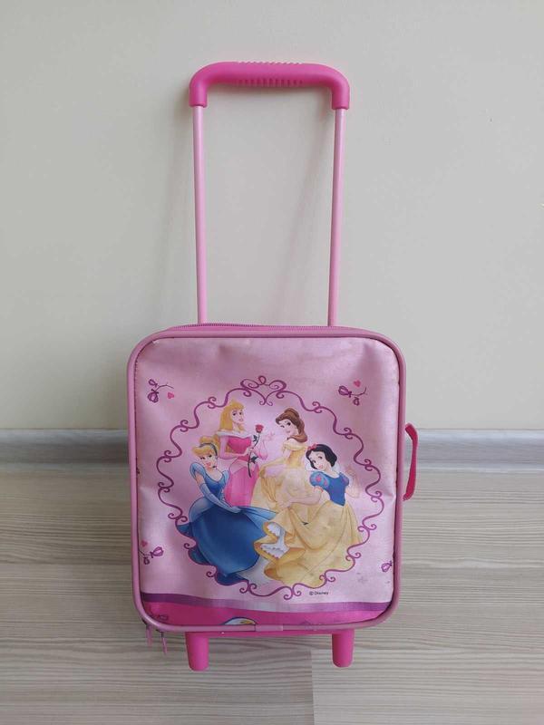 Детский дорожный чемодан на колесиках «Дисней».