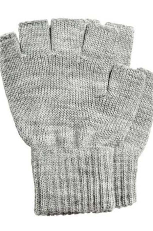 Перчатки / митенки h&m !