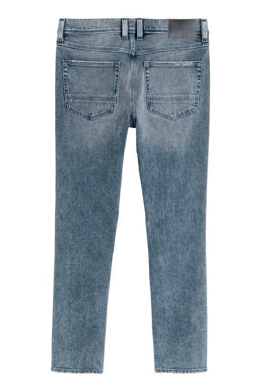Рваные джинсы h&m premium quality 360° flex slim ! - Фото 3