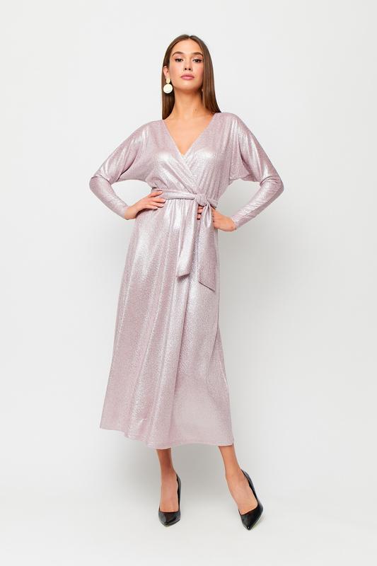 Длинное праздничное платье вы универсальном размере s-l
