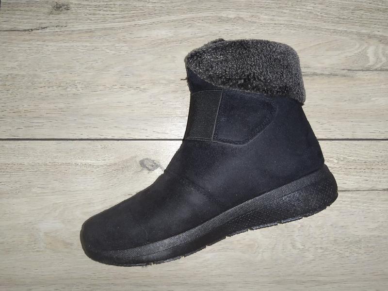 Ботинки зимние женские жіночі полусапожки зима