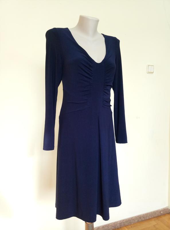 Качественное трикотажное платье