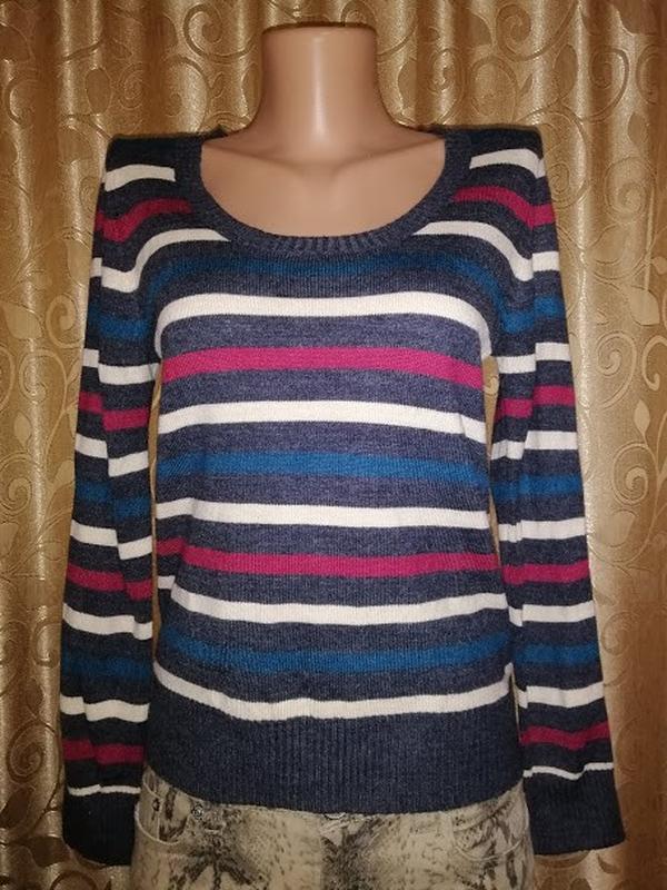 🌺🎀🌺стильная женская трикотажная кофта, свитер, джемпер papaya🔥🔥🔥