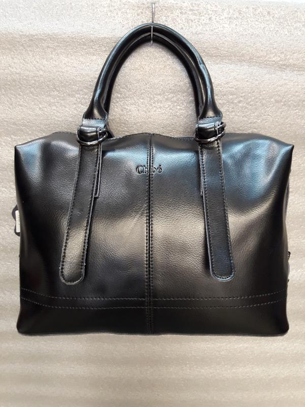Модная женская сумочка из натуральной кожи