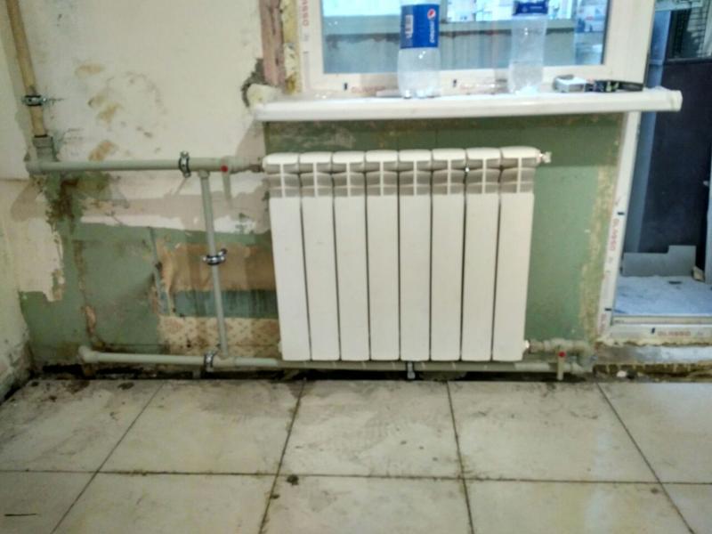 Замена радиаторов отопления - Фото 2