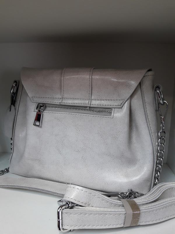 Женская сумочка из натуральной кожи. - Фото 2