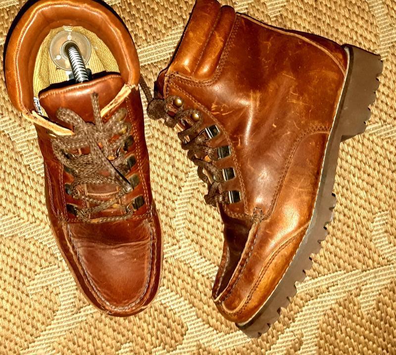 Розпродаж! супер легкі шкіряні черевики
