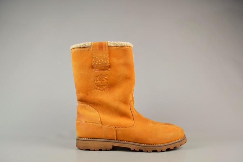 Мужские ботинки timberland waterproof, р 40.5