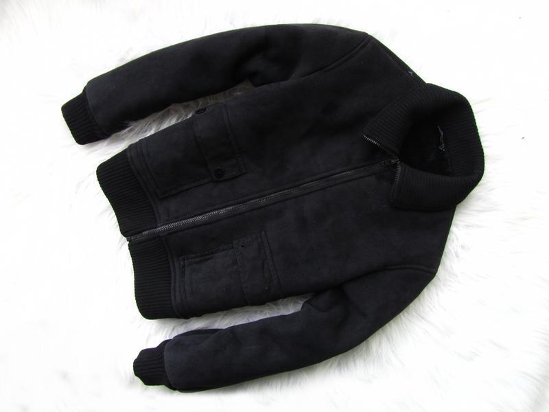 Стильная демисезонная  куртка дубленка nicholas kirkwood