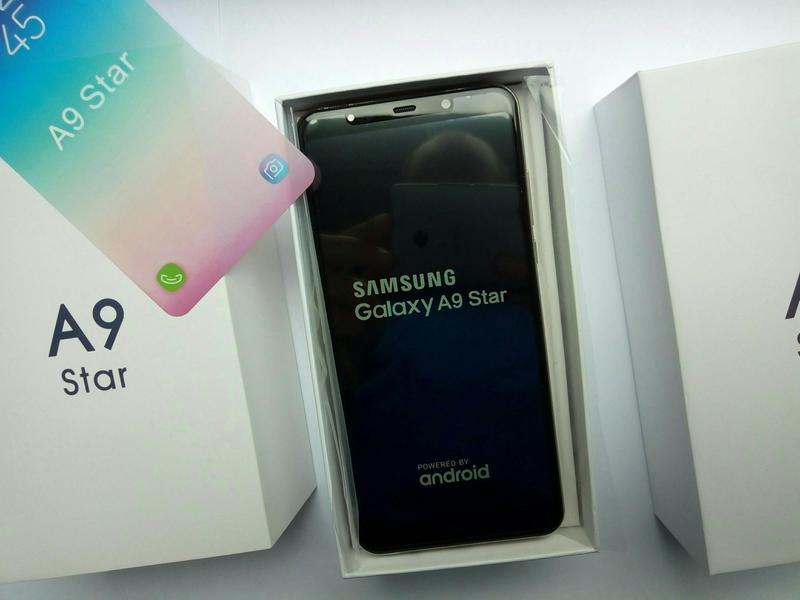 Samsung Galaxy A9 STAR DUOS SM-G8850