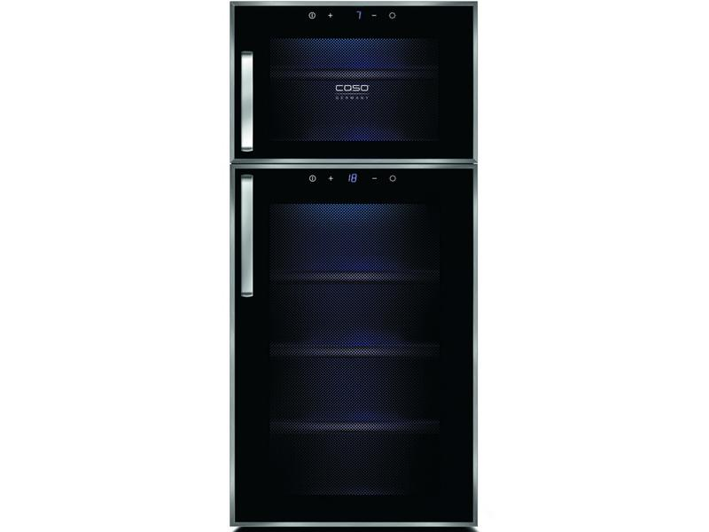 Холодильник для вина CASO WineDuett Touch 21 SC-21A3 (б/у)