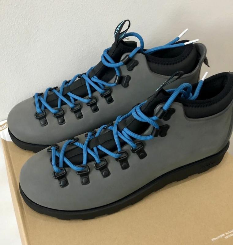 Ботинки агонь