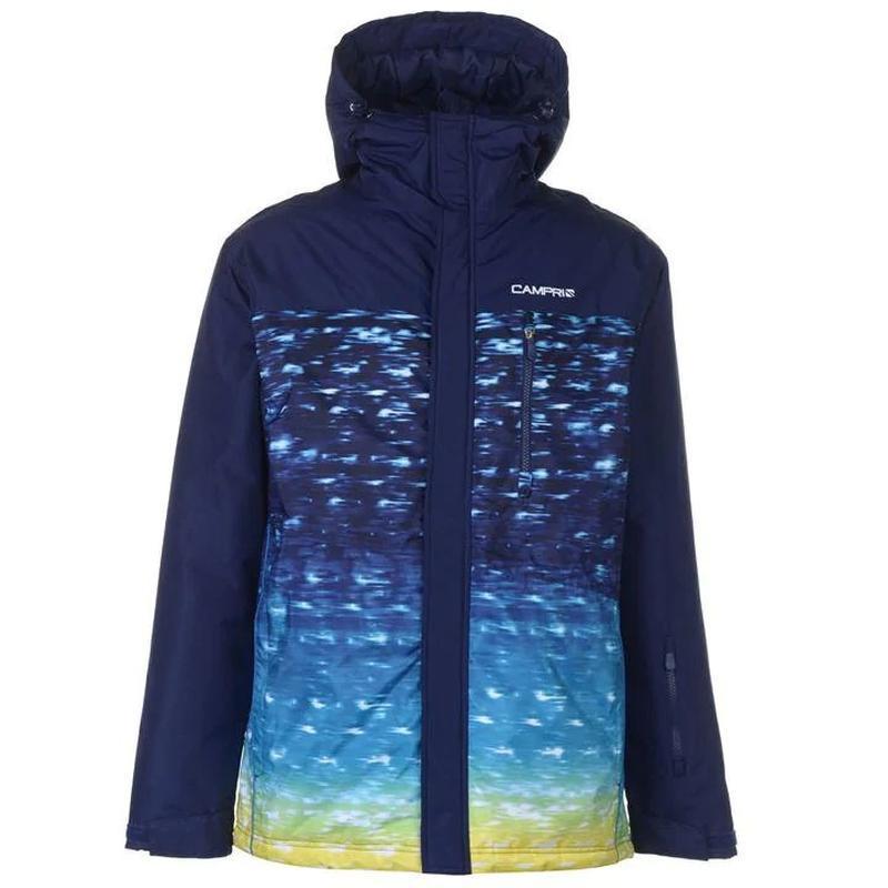 Зимняя мужская куртка термокуртка лыжная campri оригинал