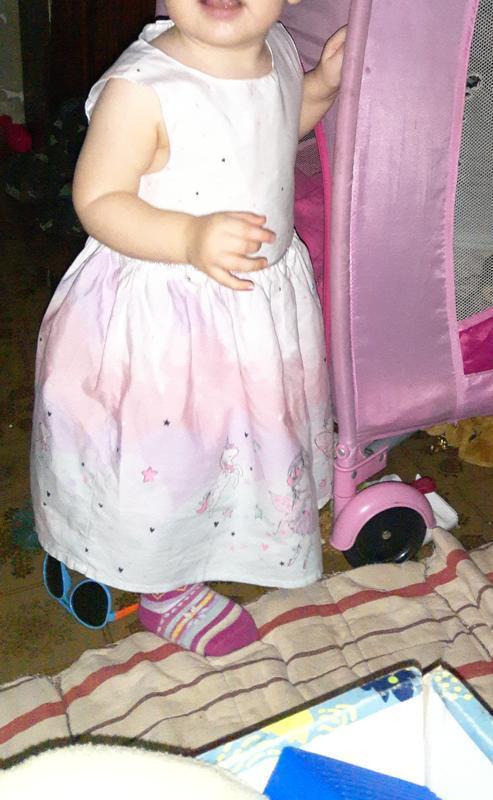 Платье 18-24мес пышное