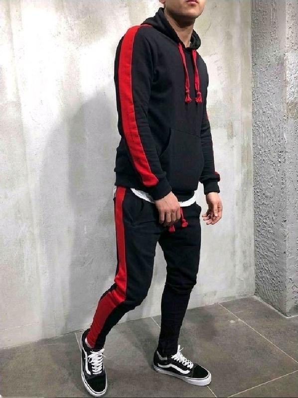 Мужской спортивный костюм. - Фото 2