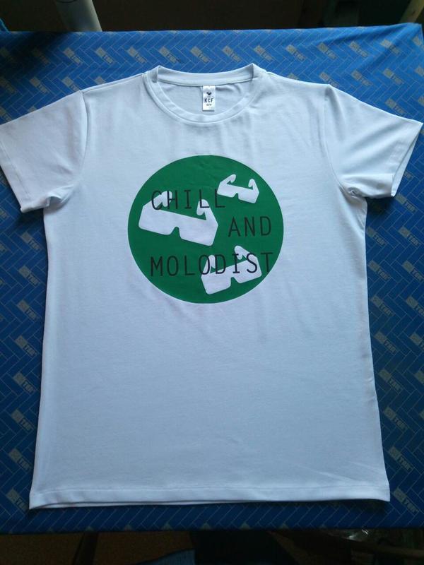 Пошив футболок, худи, свитшотов от 50 шт