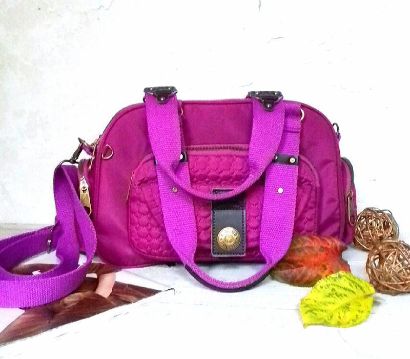 Крутая сумка кроссбоди бельгийского бренда kipling