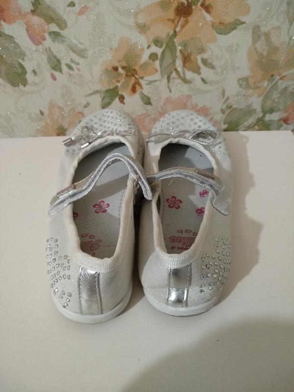 Детские туфельки - Фото 4