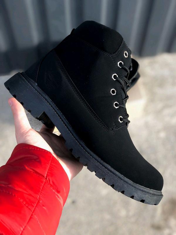 Зимнее/демисезонные мужские ботинки Timberland