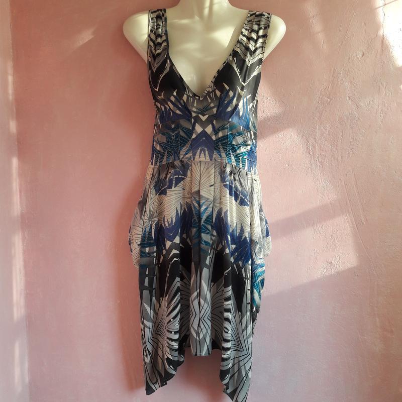 Воздушное платье 44-46