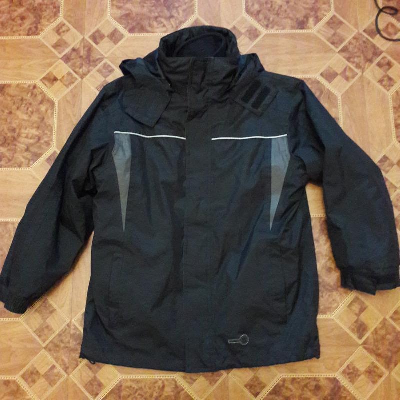 Скидка до 15 ноября) куртка подростковая 3 в 1 feel x
