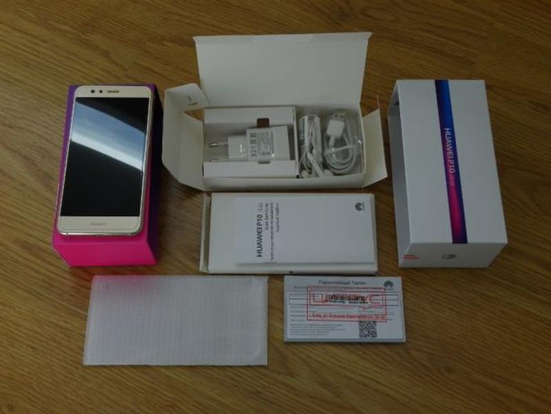 Huawei P10 Lite (WAS-LX1) 3/32 Gb, 8 ядер