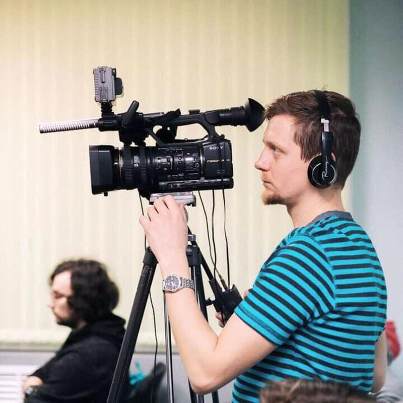 Видеосъемка, видеомонтаж